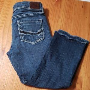 3/$50 EUC - BKE Cropped Jeans